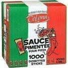 lot 1000 Chilli sauce for pizza 4 ml colona