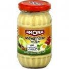 lot 3 Dijon mayonnaise 235 g amora