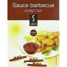 lot 100 Pods of barbecue sauce 10 gr sax