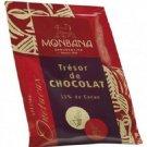 chocolate treasure of chocolate 100 sachets monbana
