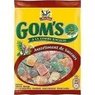 lot 3 Gom's candies assortment of flavors 140 g the singing pie