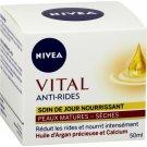 NIVEA nourishing anti-wrinkle care face cream 50ml