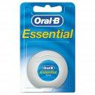 lot 3 EssentialFloss ORAL B dental floss 50 meters