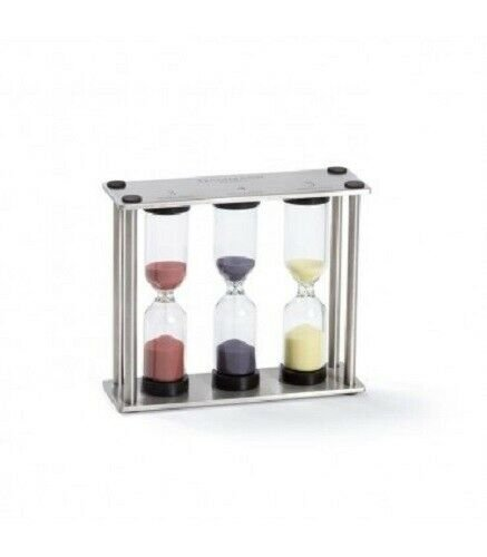 hourglass for tea 3 colors