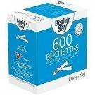 Powdered sugar sticks 600x5 g beghin say