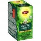 lot 3 x 25 lipton mint green tea bags