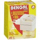 lot 3 BENGAL mosquito repellent diffuser
