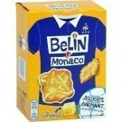 lot 3 aperitif biscuits with enamel monaco 100 gr belin