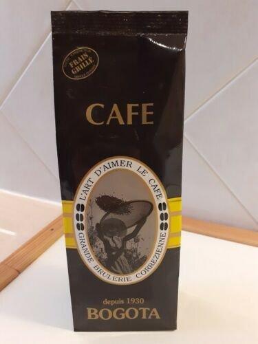 coffee arabica moka grain 250 gr cafe bogota