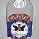 vodka 37.5% 100 cl poliakov