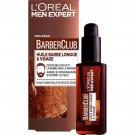 L'OREAL: Barber Club - Long beard and face oil 30 ml
