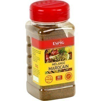 Moroccan mix 240 g espig