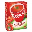 lot 3 x 4 Cream of tomato soup 20 cl royco