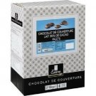 milk chocolate pucks 35% cocoa couverture chocolate 5 kg in the kitchen