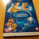 dvd disney Cinderella - Collector's Edition like new