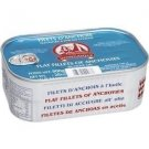 Box of anchovy fillets 4/4