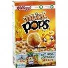 lot 3 Cereals popcorn and honey 400 g honey pops