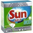 Eco dishwasher tablets 100x20 g sun