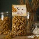 Artisanal curry pasta - 300g homemade tutti pasta