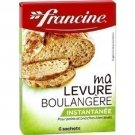 lot 3 x 6 Ma Instant Baker's Yeast breads and brioches 5 g