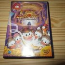 dvd The Treasure of the Lost Lamp - The Scrooge Gang - The movie as new