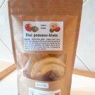 duo kiwi apple cypes 30gr 100% fruits le bon chemin