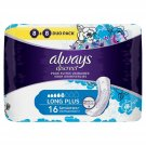 ALWAYS Discreet Long Plus Incontinence Pads x16