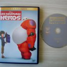 DVD disney The New Heroes in very good condition