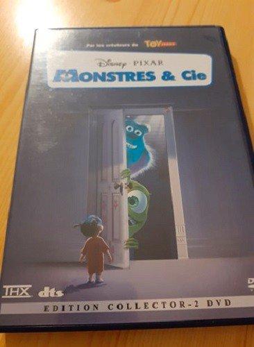 dvd disney collector Monstres & Cie - Collector's Edition in good condition