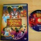 dvd disney The Return of Jafar in good condition