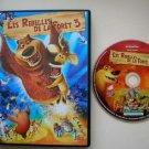 DVD Les Rebelles de la Forêt 3 in good condition