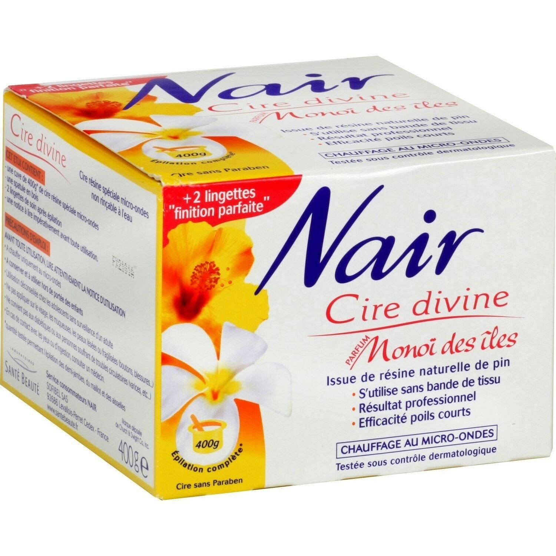 NAIR Islands Monoï depilatory wax 400 gr