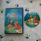 Rox and Rouky disney dvd in good condition
