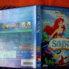 dvd disney The Little Mermaid - Collector's Edition in very good condition