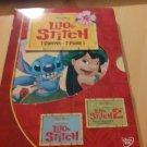 dvd disney Lilo & Stitch + Lilo & Stitch 2 - Hawaii, we have a problem! - Pack in tbe