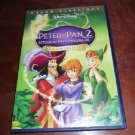 dvd disney Peter Pan 2 - Return to Never Land - Exclusive Edition in good condition