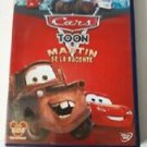 dvd disney Cars Toon - Martin tells it to himself in very good condition