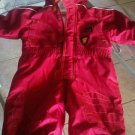 Boy's jumpsuit size 18 months brand baby's race in very good condition