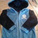 Fleece jacket boy size 12 months brand lupilu in very good condition
