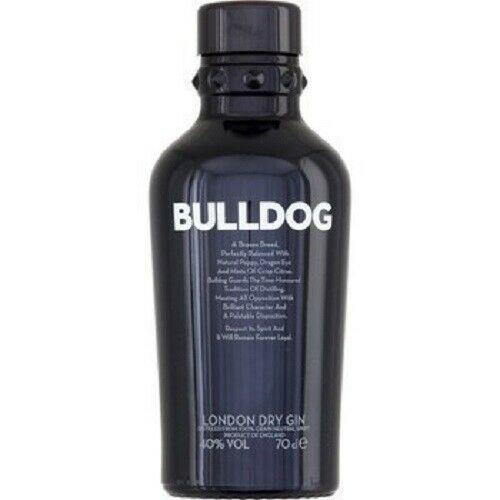 London Dry Gin 70 cl bulldog