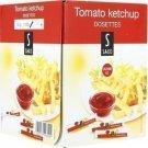 lot 100 Tomato ketchup 10 g sax