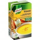 lot 3 Velvety pumpkin soup with fresh cream 1 l KNORR