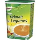 KNORR vegetable soup - the box of 925 g