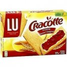 lot 3 Crunchy wheat toast 250 g cracotte