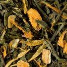 loose green tea dune d'epices jar 50 gr damman frere