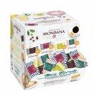Monbana Crunchy Mix (Box Of 200 Cookies)