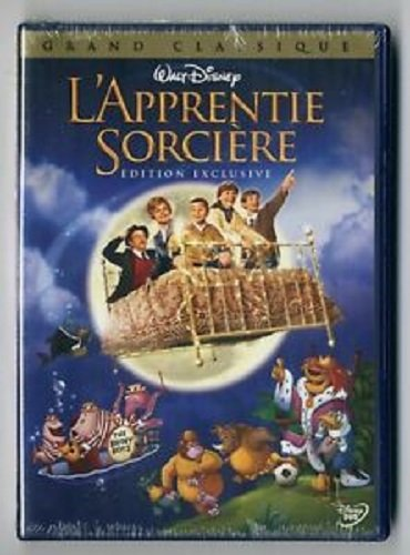 Disney The Apprentice Witch DVD in very good condition