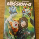 dvd disney Mission G like new