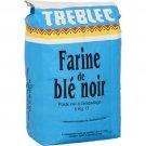 Buckwheat flour 5 kg treblec