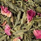loose green tea Chinese cherry jar 50 gr damman frere